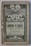 EMIGRANTII IN BRAZILIA - din colectia I.M. RAUREANU , lucrare publicata de ALFRED MOSOIU , EDITIE INTERBELICA