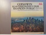 Gershwin – Piano Concerto F-dur/Rhapsody in Blue (1973/Heliodor/RFG) - VINIL/NM+, Deutsche Grammophon