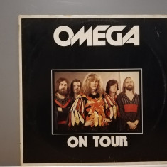 Omega – On Tour (1977/Bellaphon/RFG) - Vinil/Rock/Impecabil