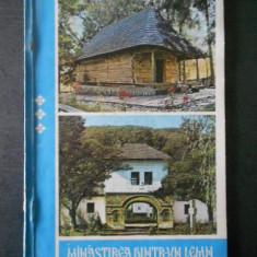 Chesarie Gheorghescu - Manastirea dintr-un lemn