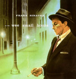 Frank Sinatra In The Wee Small Hours LP gatefold (vinyl)