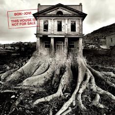 Bon Jovi This House Is Not For Sale LP (vinyl)