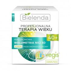 PROFESSIONAL AGE THERAPY Crema filler cu Acid Hialuronic pentru fata si ochi 40+ zi/noapte 50ml