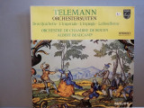 Telemann – Concerto a-moll/Triosonate …(1971/Philips/Holland)- VINIL/ca Nou (M)