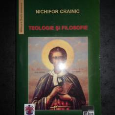 NICHIFOR CRAINIC - TEOLOGIE SI FILOSOFIE. PUBLICISTICA (1922-1944)