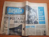 Magazin 28 ianuarie 1967-premiera filmului DACII,barzava,barajul valiug