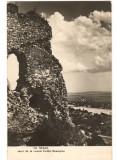 CPIB 17453 CARTE POSTALA - TARGU NEAMT VAZUT DE PE RUINELE CETATII NEAMTULUI, Circulata, Fotografie