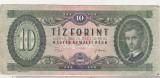 Bnk bn Ungaria 10 forint 1969