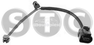 Senzor de avertizare,uzura placute de frana VW TOUAREG (7LA, 7L6, 7L7) (2002 - 2010) STC T402119 foto