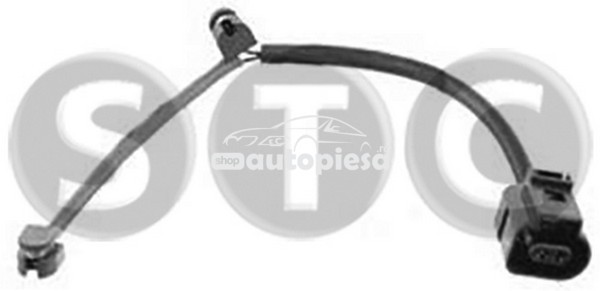 Senzor de avertizare,uzura placute de frana VW TOUAREG (7LA, 7L6, 7L7) (2002 - 2010) STC T402119