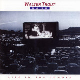 Walter Trout Band Life In The Jungle 1990 (cd)