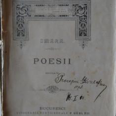 3 carti vechi de poezie romaneasca veche: Smara, Nicolau, Vacaresti