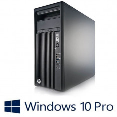 Workstation refurbished HP Z230 Tower, Xeon Quad Core E3-1226 v3, Win 10 Pro
