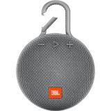 Boxa portabila JBL Waterproof Clip 3 Grey