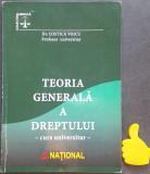 Teoria generala a dreptului Curs universitar Costica Voicu 2004
