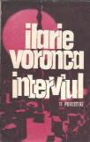 Ilarie Voronca - Interviul / 11 povestiri