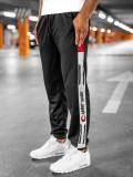 Pantaloni de trening negri Bolf JX1022