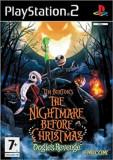 Joc PS2 Tim Burton's The Nightmare Before Christmas Oogie's Revenge