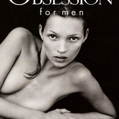 Calvin Klein Obsession For Men Set (EDT 125ml + Deo Stick 75ml + ASB 100ml) pentru Bărbați