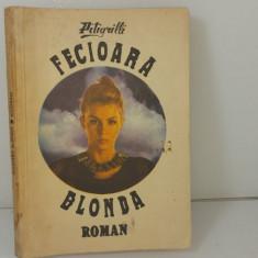 Pittigrilli - Fecioara blonda