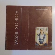 VASSIL STOILOV de VERA DINOVA - ROUSSEVA , 1982
