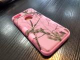 Carcasa protectie telefon iPhone 5C, full cover, husa spate telefon, model desen