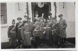 D549 Ofiteri romani 1935 depunere juramant