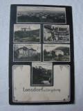 Carte postala circulata in 1915 - Loosdorf, Austria, Printata