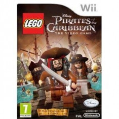 Lego Pirates of the Caribbean Wii foto