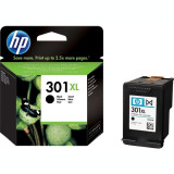 "Cartus Cerneala Original HP Black nr.301XL pentru DJ1000|1050|1055|2050|3050 incl.TV 0.11 RON ""CH563EE"""
