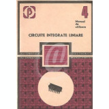 Circuite integrate liniare. Manual de utilizare 4