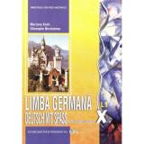 Limba germana L1 Manual pentru clasa a X-a - Deutsch Mit Spass, autor Gheorghe Nicolaescu