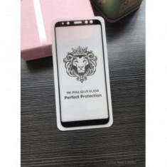 Geam Soc Protector Full LCD Lion Huawei P10 Lite Negru Original