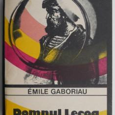 Domnul Lecoq – Emile Gaboriau