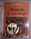 Éléments de sociologie / Henri Mendras