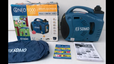 Generator Invertor SDMO NEO 1000 Nou foto