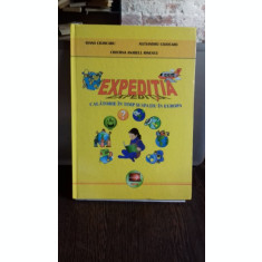 EXPEDITIA - IOANA COJOCARU
