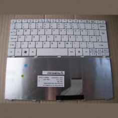 Tastatura laptop noua Acer AS One D260 / GATEWAY LT21 White UK Emachines eM350