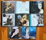 Colectie Celine Dion (set 8 CD orig.), Columbia