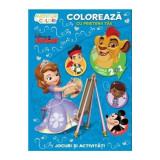 Disney - Coloreaza cu prietenii tai! | Disney