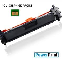 Cartus toner compatibil HP CF217A 17A M102 cu CHIP