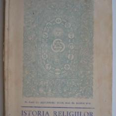Istoria religiilor pentru invatamantul preuniversitar - Alexandru Stan, Remus Rus