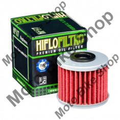 MBS Filtru ulei transmisie HF117, cod Oem Honda 15412-MGS-D21, Cod Produs: HF117