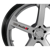 Sticker jante - Audi (set 4 buc.)