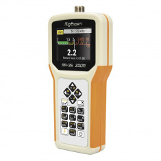Aproape nou: Analizor de antena RigExpert AA-35 ZOOM 0.06-35 MHz, conector UHF, ecr