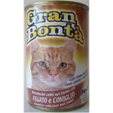 Conserva pisica, GRAN BONTA IEPURE 400 gr