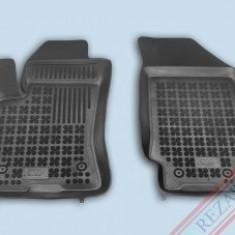 Covorase presuri cauciuc Premium stil tavita Fiat Doblo 2locuri 2010-2019
