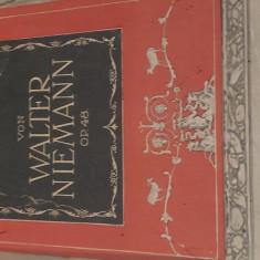 Walter Niemann - partituri