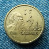 2q - 2 Dollars 1988 Australia / dolari, Australia si Oceania