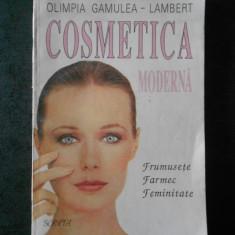 OLIMPIA GAMULEA LAMBERT - COSMETICA MODERNA
